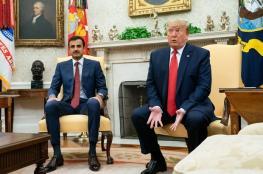 """واشنطن : تطبيع قطر مع """"اسرائيل """" مقدمة لحل الازمة الخليجية"""