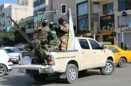 القسام تبدأ مناورات عسكرية ضخمة في غزة