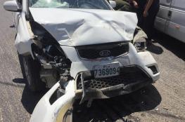 مصرع 3 اشخاص في 270 حادث سير الأسبوع الماضي