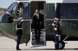اوباما يصل فيتنام لاعادة التوازن في آسيا