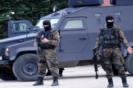 تركيا تعتقل 9 فلسطينيين غرب البلاد