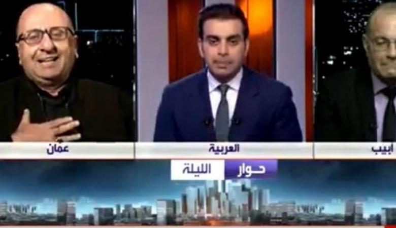 """وزير أردني يرفض التحاور مع إسرائيلي على قناة """"العربية"""""""