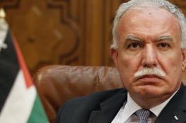 وزير الخارجية يطالب العالم بالقضاء على نظام الاحتلال الاستعماري