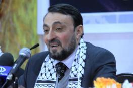 """بعد تعرضه لرصاصة بالرأس ..حماس تعلن وفاة القيادي """" عماد العلمي """""""