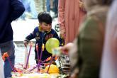 تجار جنين يتذمرون من ضعف الحركة الشرائية قبيل عيد الفطر