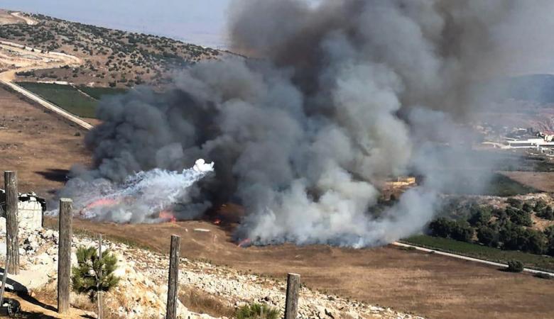 تعرف على أول إجراء عسكري إسرائيلي على الحدود مع لبنان اليوم