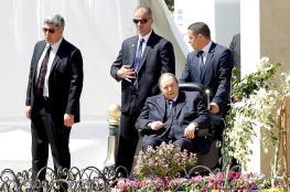 بوتفليقة يعلن رسمياً ترشحه للانتخابات الرئاسية في الجزائر