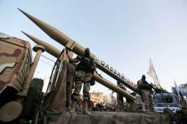 القسام يكشف عن صاروخ جديد متطور