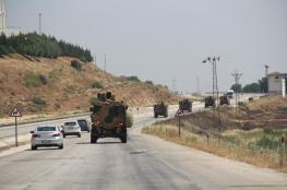 الجزائر ترفض التدخل التركي في ادلب السورية