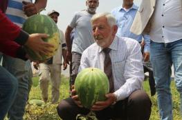 للمرة الثانية ..الاحتلال يعترض مركبة وزير الزراعة الفلسطيني قرب رام الله