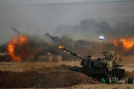 مدفعية الاحتلال تقصف مواقع للمقاومة شرق خانيونس