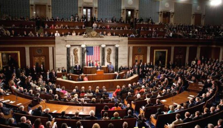 اسرائيل تحاول احباط مشروع في الكونغرس لحل الدولتين