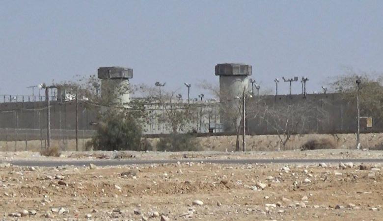"""""""هيئة الأسرى"""": حالة من التوتر تسود قسم 25 في سجن النقب"""