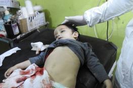 ارتفاع ضحايا مجزرة ادلب الى اكثر من  100 قتيل وأكثر من 400 جريح