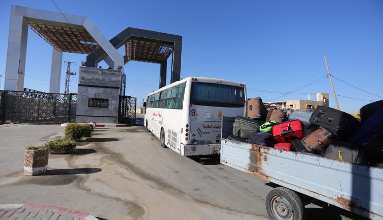 سفارتنا في القاهرة تنفي وجود طلبات لمواطنين يرغبون بالسفر الى غزة