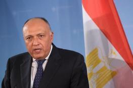 وزير خارجية مصر لأمير قطر : للصبر حدود