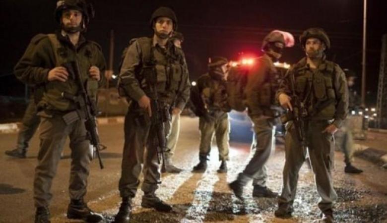 حملة اعتقالات في الضفة والقدس