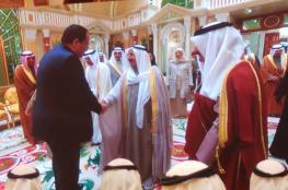 أمير الكويت يكرّم فلسطين لفوزها بجائزة التميز في التعليم