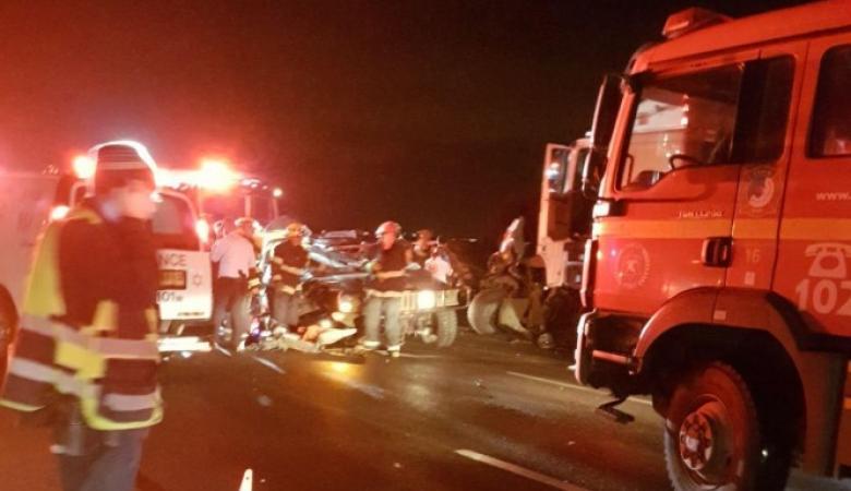 مصرع جنديان اسرائيليان واصابة 6 آخرين بجراح حرجة قرب طولكرم