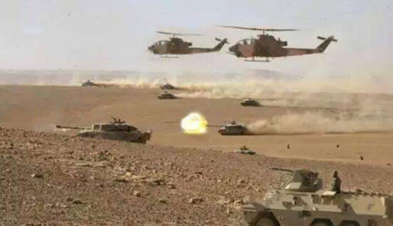 مباحثات عسكرية بين الأردن وقطر