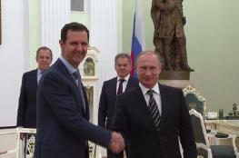 موسكو: نجحنا في منع تفكك الدولة السورية