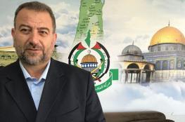 العاروري : المعركة القادمة مع الاحتلال ستكون غير مسبوقة