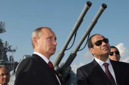 لأول مرة ..مناورات عسكرية روسية مصرية في البحر الأسود