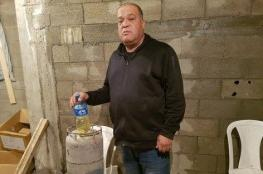 لائحة اتهام ضد فلسطيني هدد بتفجير نفسه