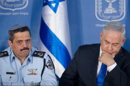 استدعاء مفتش الشرطة الاسرائيلية للكنيست بعد اتهامه بتسريب معلومات عن نتنياهو