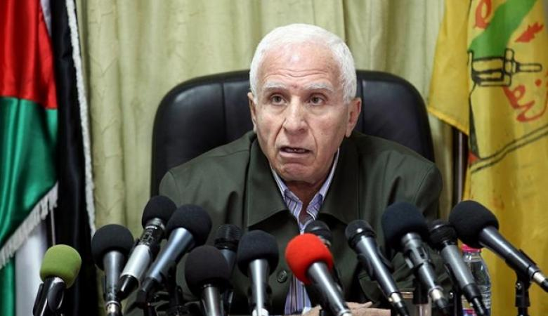 """الأحمد: لجنة إنهاء اتفاقيات الاحتلال مستمرة والمصالحة """"مُجمّدة"""""""