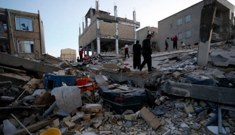 5 قتلى و120جريحا حصيلة أولية لزلزال ضرب إيران الليلة الماضية