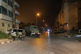 اصابة شاب برصاص المستوطنين برام الله وآخر في نابلس