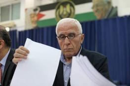عزام الأحمد : الشعب الفلسطيني موحد في مواجهة اسرائيل واميركا