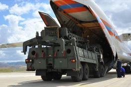 """وصول الشحنة الخامسة من منظومة """"إس-400"""" إلى تركيا"""