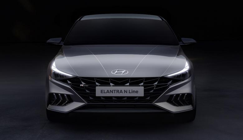 هيونداي  تكشف عن سيارة إلنترا N لاين الجديدة