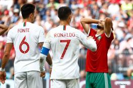 المغرب تخرج من كأس العالم باداء مشرف