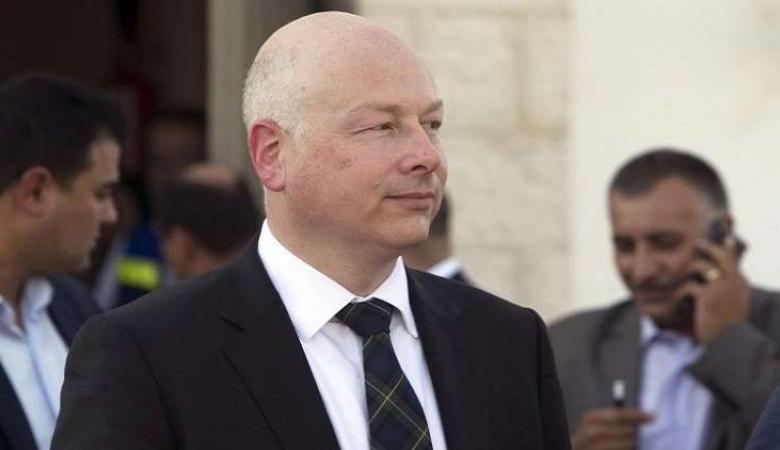 """غرينبلات: مؤتمر المنامة يعتبر الجزء الأول من """"صفقة القرن"""""""