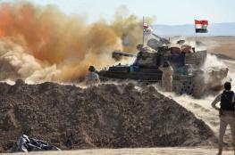 """القوات العراقية تدخل معقل داعش """" تلعفر """""""