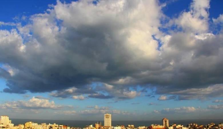 حالة الطقس: ارتفاع على درجات الحرارة اليوم وانخفاضها غدا