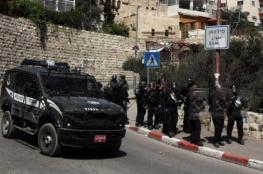 الاحتلال ينفذ حملة مخالفات لمركبات المواطنين في القدس