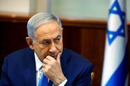 """72 % من الاسرائيليين متأكدين بأن """"نتنياهو """" فاسد"""