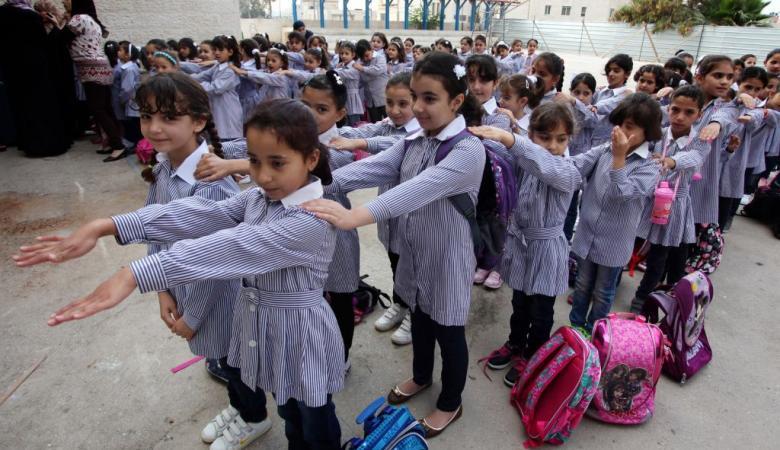التربية تقر العودة الاختيارية للطلبة والمعلمين إلى مدارسهم