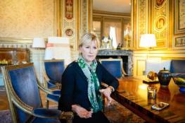 """وزيرة خارجية السويد: تعرضت لتحرش جنسي من """"أعلى المستويات"""""""