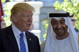 محمد بن زايد: قرار ترامب طوق نجاة للجماعات المتشددة!