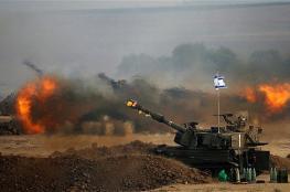 الحكومة تدين القصف المدفعي فجر اليوم على غزة