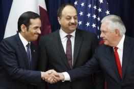 الولايات المتحدة تعزز علاقاتها بقطر بعد الازمة الخليجية