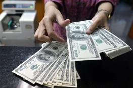 الدولار عند اعلى سعر له مقابل الشيقل