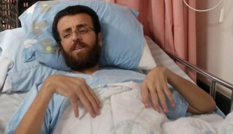 """المحكمة العليا الاسرائيلية تمهل نيابة الاحتلال للساعة """" 5 """" للرد على نقل """" القيق """" الى رام الله"""