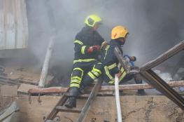 الدفاع المدني : انخفاض اعداد وفيات حوادث الحرائق بالضفة بنسبة 37%