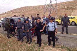 الاحتلال يصدر العشرات من اوامر الهدم لمنازل فلسطينين في الخان الاحمر